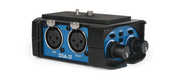 BEACHTEK DXA-2T BALANCED INTERFACE for camcorder, universal, passive