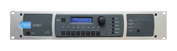 CLOUD DCM1 DIGITAL MIXER 8x zone outputs, 8x stereo line, 4x remote mic, 1x paging mic in