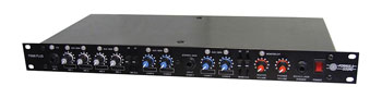 FORMULA SOUND FSM8+ MIXER Stereo, 4 microphone, 4 stereo inputs, 1U rackmount