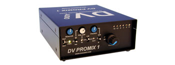 PSC DV PROMIX 1 MICROPHONE PREAMPLIFIER AND HEADPHONE AMPLIFIER