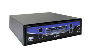 SIGNET PRO5/DD INDUCTION LOOP AMPLIFIER Phase-shifting, class D, desktop, for areas up to 200m2