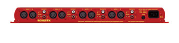 SONIFEX RB-LU4 PRO-INTERFACE Balanced to unbalanced, quad stereo