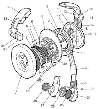 CANFORD HEADPHONE AND HEADSET SPARE PARTS - 300 Series