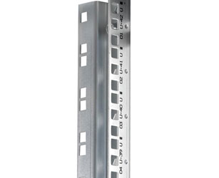 LANDE SPARE RACK PROFILE For ES362, ES462, ES455 rack, 22U, printed (pair)