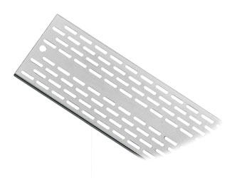 LANDE CABLE TRAY 22U, 150mm, zinc plated