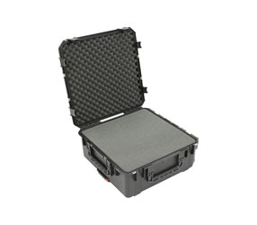 SKB 3I-2424-10B-C iSERIES UTILITY CASE Waterproof, internal dimensions 610x254x610mm, cubed foam