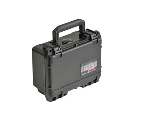 SKB 3I-0705-3B-E iSERIES UTILITY CASE Waterproof, internal dimensions 191x127x83mm, empty