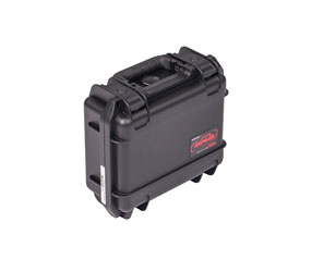 SKB 3I-0907-4B-L iSERIES UTILITY CASE Waterproof, internal dimensions 235x180x105mm, layered foam
