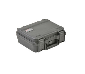 SKB 3I-1209-4B-C iSERIES UTILITY CASE Waterproof, internal dimensions 305x229x114mm, cubed foam