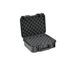 SKB 3I-1209-4B-L iSERIES UTILITY CASE Waterproof, internal dimensions 305x229x114mm, layered foam
