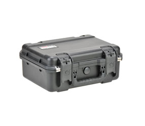 SKB 3I-1510-6B-L iSERIES UTILITY CASE Waterproof, internal dimensions 381x264x152mm, layered foam