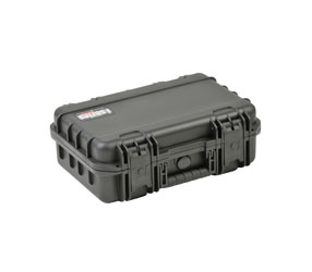 SKB 3I-1610-5B-E iSERIES UTILITY CASE Waterproof, internal dimensions 406x254x140mm, empty