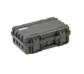 SKB 3I-1610-5B-C iSERIES UTILITY CASE Waterproof, internal dimensions 406x254x139mm, cubed foam
