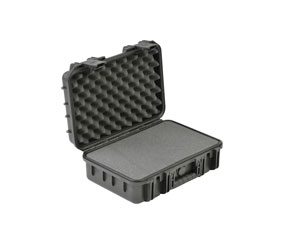 SKB 3I-1610-5B-C iSERIES UTILITY CASE Waterproof, internal dimensions 406x254x140mm, cubed foam