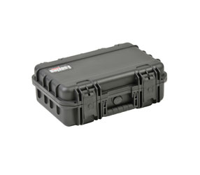 SKB 3I-1610-5B-L iSERIES UTILITY CASE Waterproof, internal dimensions 406x254x139mm, layered foam