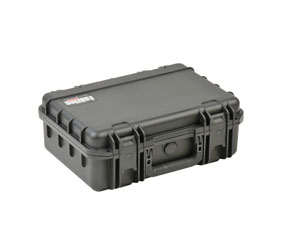 SKB 3I-1711-6B-L iSERIES UTILITY CASE Waterproof, internal dimensions 432x292x152mm, layered foam