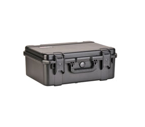 SKB 3I-1813-7B-C iSERIES UTILITY CASE Waterproof, internal dimensions 470x330x178mm, cubed foam