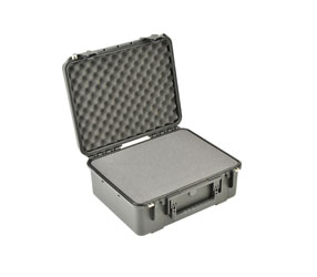 SKB 3I-1914N-8B-C iSERIES UTILITY CASE Waterproof, internal dimensions 483x362x203mm, cubed foam