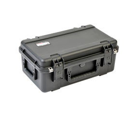 SKB 3I-2011-8B-C iSERIES UTILITY CASE Waterproof, internal dimensions 520x292x210mm, cubed foam