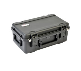 SKB 3I-2011-8DT iSERIES UTILITY CASE Waterproof, internal dim. 520x292x210mm, Think Tank dividers