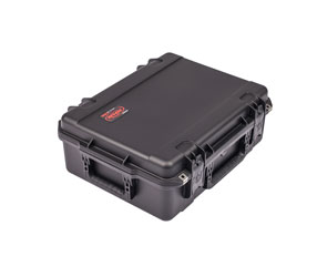 SKB 3I-2015-7B-C iSERIES UTILITY CASE Waterproof, internal dimensions 521x391x188mm, cubed foam