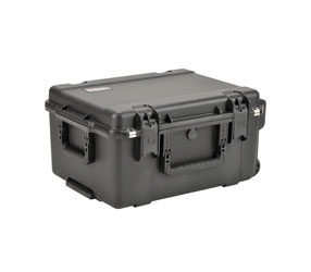 SKB 3I-2015-10B-E iSERIES UTILITY CASE Waterproof, internal dimensions 521x394x254mm, empty