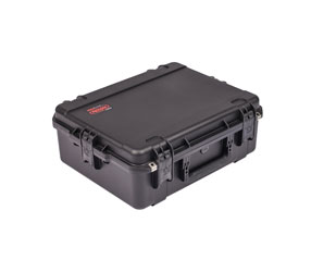 SKB 3I-2217-8B-E iSERIES UTILITY CASE Waterproof, internal dimensions 559x432x200mm, empty
