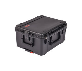 SKB 3I-2217-10B-E iSERIES UTILITY CASE Waterproof, internal dimensions 556x429x264mm, empty