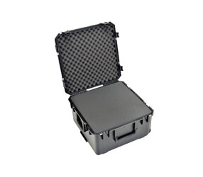 SKB 3I-2217-10B-C iSERIES UTILITY CASE Waterproof, internal dimensions 556x429x264mm, cubed foam