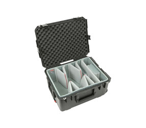 SKB 3I-2217-10DT iSERIES UTILITY CASE Waterproof, internal dim.556x429x264mm, Think Tank dividers