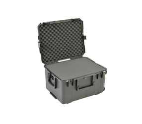 SKB 3I-2217-12B-C iSERIES UTILITY CASE Waterproof, internal dimensions 559x432x318mm, cubed foam