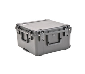 SKB 3I-2222-12B-C iSERIES UTILITY CASE Waterproof, internal dimensions 572x572x318mm, cubed foam
