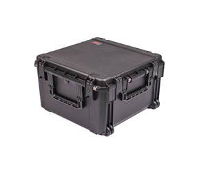 SKB 3I-2424-14B-C iSERIES UTILITY CASE Waterproof, internal dimensions 610x610x356mm, cubed foam