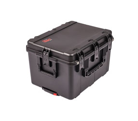 SKB 3I-2317-14B-C iSERIES UTILITY CASE Waterproof, internal dimensions 584x432x356mm, cubed foam