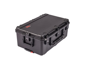 SKB 3I-2918-10B-C iSERIES UTILITY CASE Waterproof, internal dimensions 737x457x273mm, cubed foam