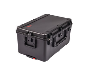 SKB 3I-2918-14B-C iSERIES UTILITY CASE Waterproof, internal dimensions 737x457x356mm, cubed foam