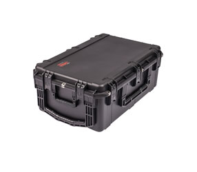 SKB 3I-3019-12B-E iSERIES UTILITY CASE Waterproof, internal dimensions 775x495x305mm, empty