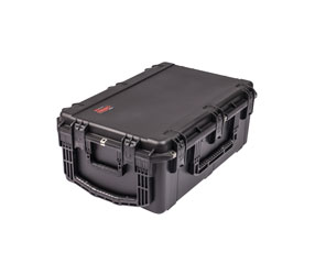 SKB 3I-3019-12B-C iSERIES UTILITY CASE Waterproof, internal dimensions 775x495x305mm, cubed foam