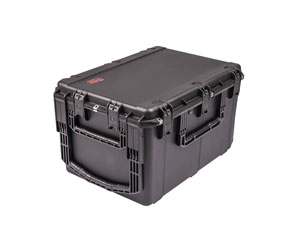 SKB 3I-3021-18B-E iSERIES UTILITY CASE Waterproof, internal dimensions 762x533x457mm, empty