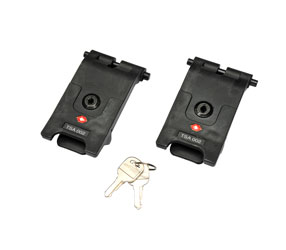 SKB 3I-TSA-3 LOCKING LATCH KIT For some iSeries utility cases