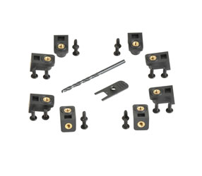 SKB 3I-PMCK PANEL MOUNT CLIP KIT For iSeries utility cases, pack of 8