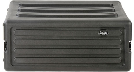 SKB 1SKB-R4U ROTO RACK CASE 4U, stacking, water resistant