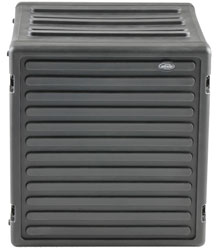 SKB 1SKB-R12U ROTO RACK CASE 12U, stacking, water resistant