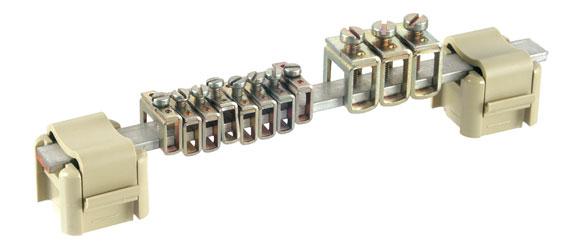 EARTH BUSBAR ASSEMBLY