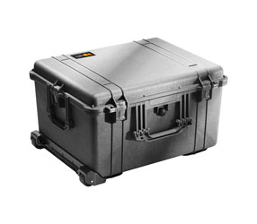 PELI 1620EU PROTECTOR CASE With foam, internal dimensions 543x414x319mm, black