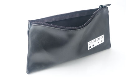 CANFORD MIC POUCH Black