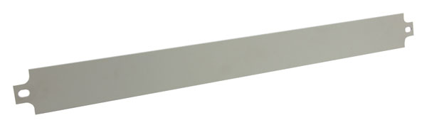 CANFORD RACK SHELF 3U FRONT COVER Grey