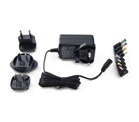 IDEAL POWER PLUG-TOP POWER SUPPLY International, 15VA, 9 Volt