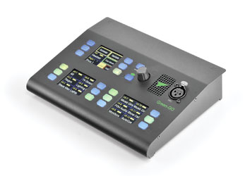 GREEN-GO GGO-MCXD DESK STATION Intercom station, 32 channel, desk top