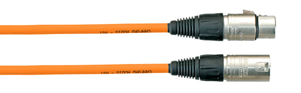 CANFORD CABLE 3FXX-3MXX-HST-2m, Orange